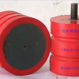 聚氨酯缓冲器100*125型号JHQ-A-6起重机上使用