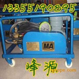 矿用阻化剂喷射泵 山东阻化泵 WJ-24-2阻化泵