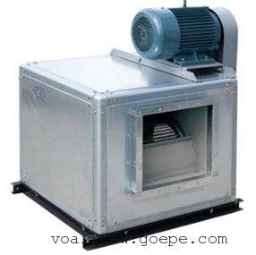 HTFC-I单速消防通风两用离心风机箱