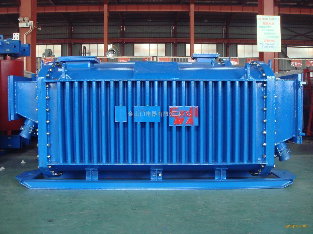 KBSG-315KVA矿用隔爆型干式变压器 矿用移动变压器