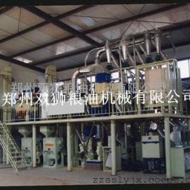 大豆油浸出设备的大豆油制作工艺