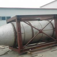 石灰乳脱硫净化设备旋风除尘器OH脱硝净化设备