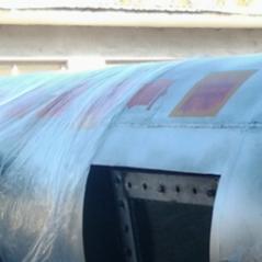 玻璃钢脱硫除尘器