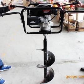 四冲程种植机 单人大功率地钻 4冲程挖坑机 打桩机