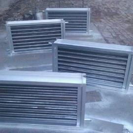 钢管铝翅片蒸汽散热器、加热器