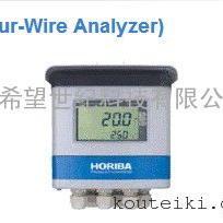 日本 HORIBA 工业在线高电导率监测仪 HE-200H