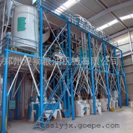 双狮米糠油浸出设备的浸出工艺及设备
