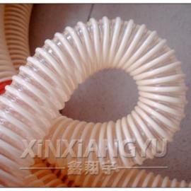 PU塑筋增强软管,耐磨吸尘软管,深圳耐水解塑料管