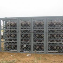 氮气瓶组集装格