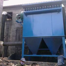 PPC系列32-5气箱式脉冲袋式除尘器技术参数吉奥除尘设备