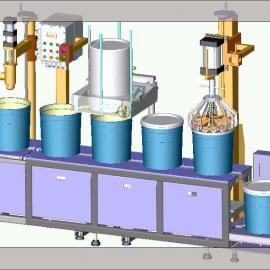 30升灌装机 防爆灌装机 30公斤灌装机厂家