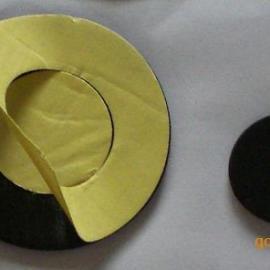 厦门厂家直供治具EVAEVA单双面背胶胶垫、海棉背胶