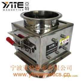 食品级除铁器 卫生级管道除铁器