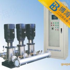 武汉恒压变频供水设备自来水增压泵的选型【博海供水】