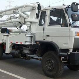 30多米混泥土泵车