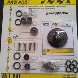 米顿罗计量泵维修备件包/LMI配件包