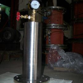 供应不锈钢水锤吸纳器(活塞式水锤吸纳器)厂家