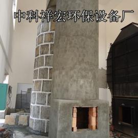 飞灰型(木糠,煤粉)脱硫除尘器