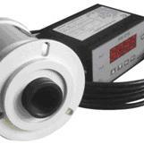淬火温度表,固定式红外测温仪在线连续监测温度,中高频锻造