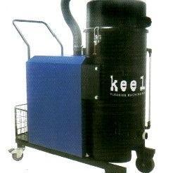 大连大功率工业吸尘器 凯尔乐重型工业吸油污机