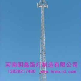 河南郑州最大的无线信号发射塔生产厂家