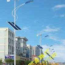 河南郑州*大的新农村风光互补太阳能路灯生产厂家