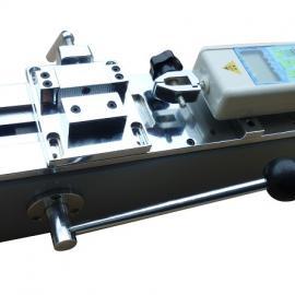 推拉力计的机架-推拉力计卧式测试台机台