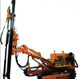 红五环HC726型履带式潜孔钻车