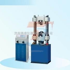 供应济南腾捷300KN常规数显液压万能试验机