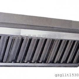 广州格蓝冶金用不锈钢油网烟罩厂家
