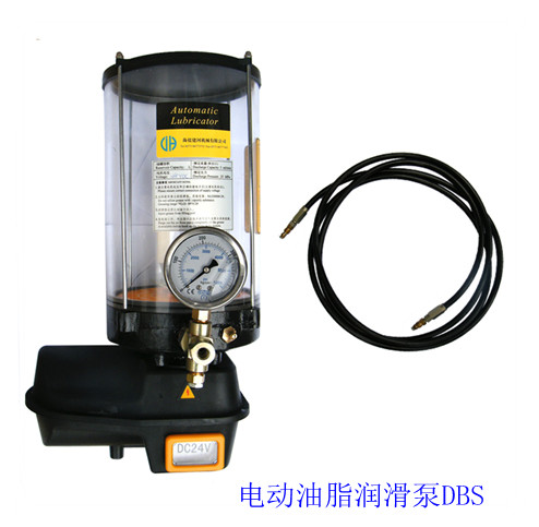 24V自动油脂润滑泵厂家品质供应
