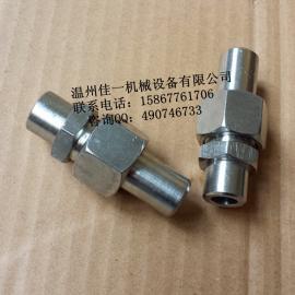 现货供应不锈钢焊接中间接头(不锈钢对焊直通管接头)