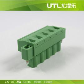 【尤提乐】MA2.5/HF7.62 UL 插拔式PCB端子