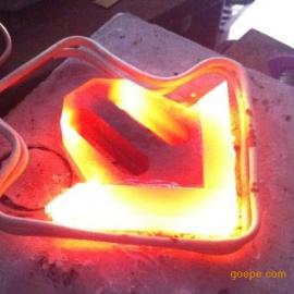 霸州U型六角螺栓加热设备河北高频锻造加热炉