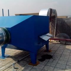 惠州废气设备整改、耗材更换