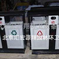 垃圾分类桶   金属分类果皮箱 垃圾桶大全