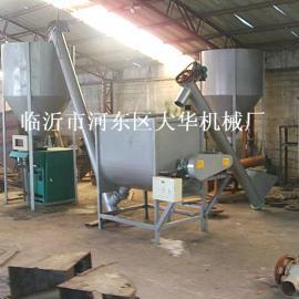 金富民成套干粉混合计量包装成套生产设备