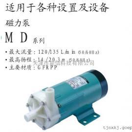 日本易威奇Iwaki磁力泵MD系列磁力泵