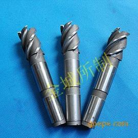 厂家供应机械行业设备精选高强度铣刀高速钢立铣刀批发