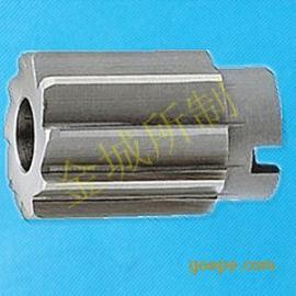 现货供应精度为D4/H7/H8高速钢套式机用铰刀/高速钢套式绞刀