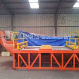 SD系列基坑式洗轮机专业供应商