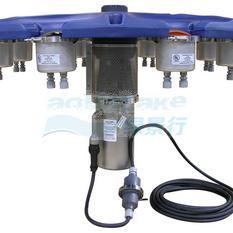 重庆 新型不锈钢 水循环增氧曝气机