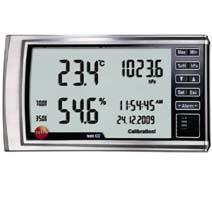 德国德图testo 622电子式温湿度大气压力表