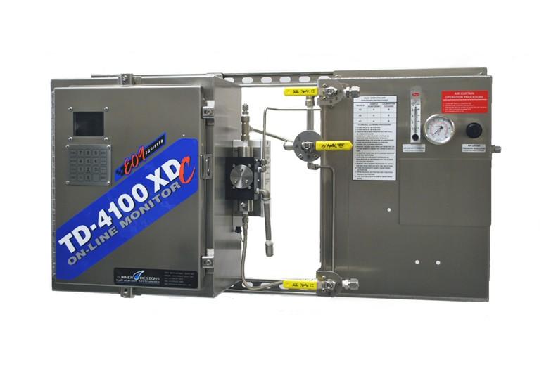 非防爆在线紫外测油仪TD-4100XDC