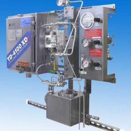 在线测油仪,水中油监测仪,美国特纳TD-4100XDC