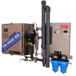 水中油监测仪、水中油在线分析仪,美国特纳TD-4100XD