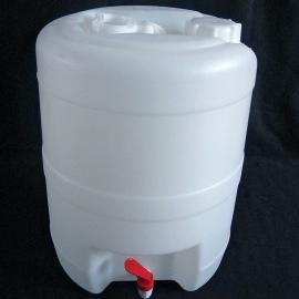 带水嘴塑料桶 带水阀塑料桶