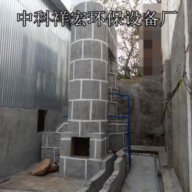 大包筒式脱硫除尘器