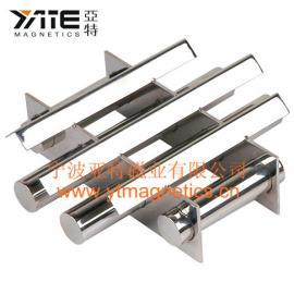 磁力架,磁棒组,磁格栅,强磁棒,永磁棒,吸铁棒,除铁棒,高磁棒
