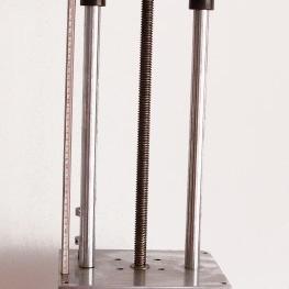 桌上型立式双柱拉力机(配数显拉力表)